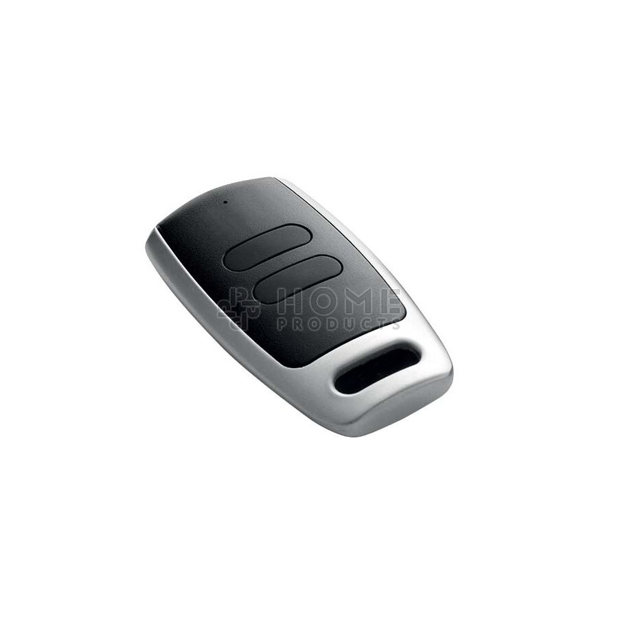 Teleco Mio A02 868 TVMIO868A02 Remote control black and satin-finished aluminium