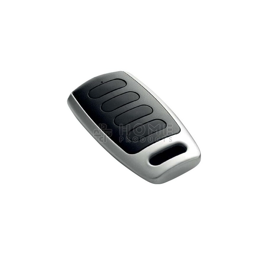 Teleco Mio A04 868 TVMIO868A04 Remote control black and satin-finished aluminium